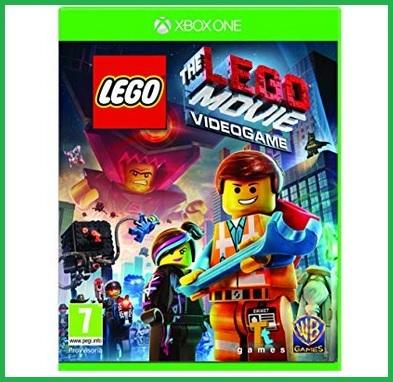 Videogames per natale lego movie