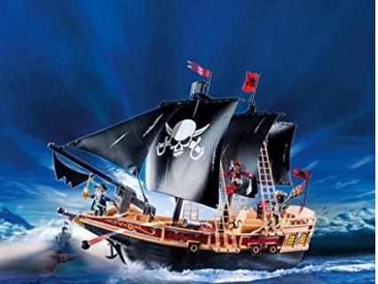 Costruzioni dei pirati galeone