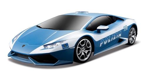 Lamborghini polizia radiocomandata in offerta