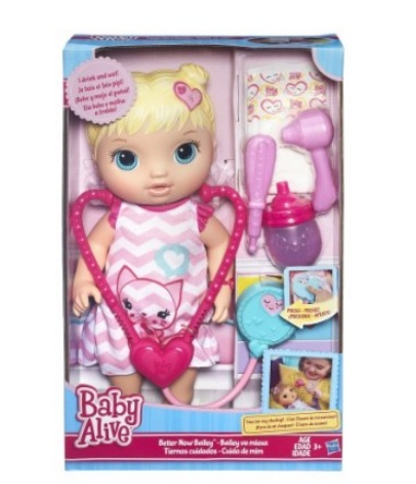 Bambola per bambine baby alive