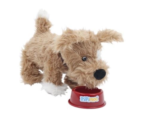 Giochi preziosi cane peluche pipì bau