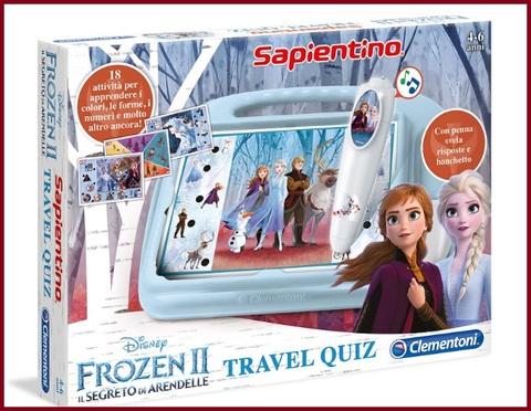 Tavolino educativo del mitico cartone di frozen