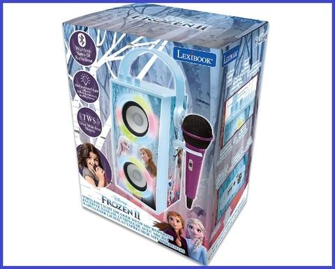 Canta tu di frozen con cd incluso per bambine