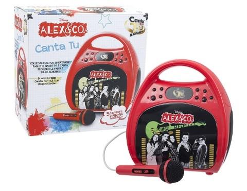 Alex canta tu portatile per bambini