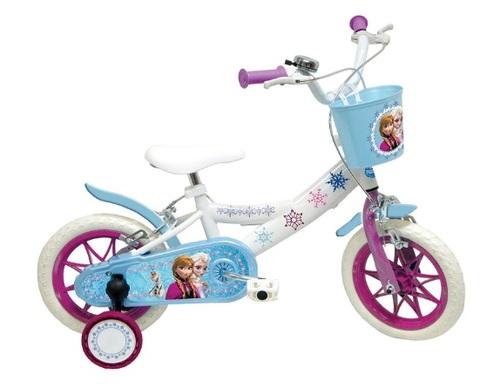 Bicicletta di frozen classica disney