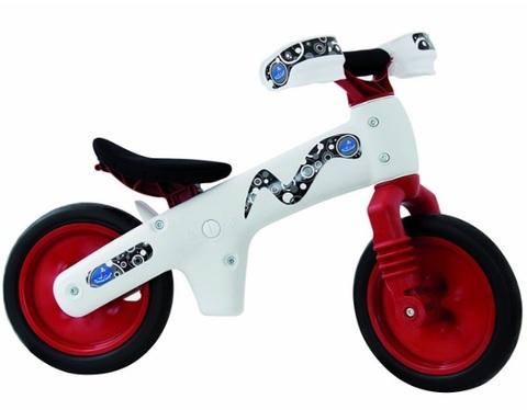 Bicicletta senza rotelle pedagogica