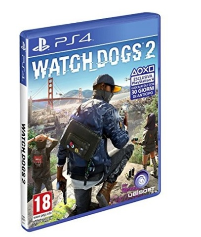 Gioco watch dogs 2 in offerta