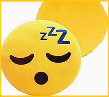 Cuscino emoji whatsapp peluche