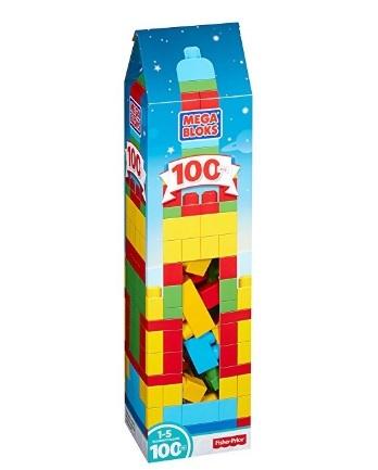 Mega torre costruzione stile lego bambini