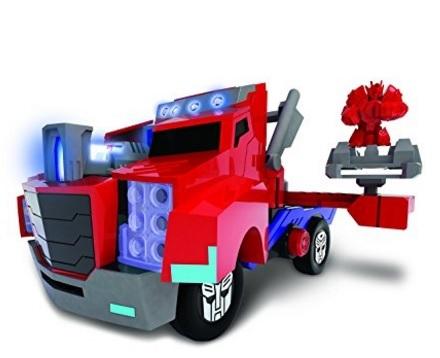 Transformers optimus prime camion giocattolo