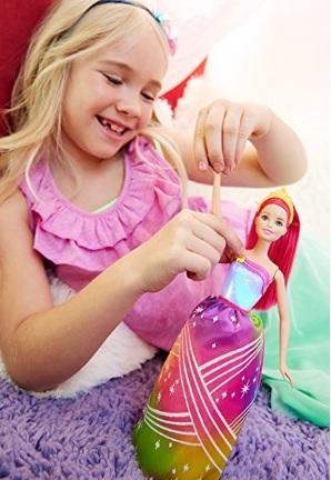 Barbie principessa arcobaleno magico