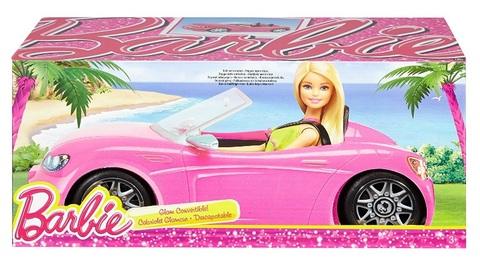 Macchina cabrio di barbie a due posti