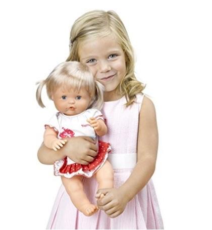 Bambola scuola nenuco per bambine