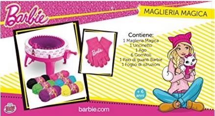 Maglieria magica di barbie