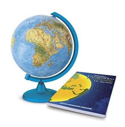 Mappamondo Globo Luminoso E Classico Per Imparare