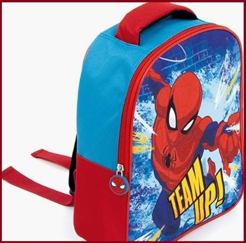 Spiderman Zaino Molto Bello Per Bambini Marvel