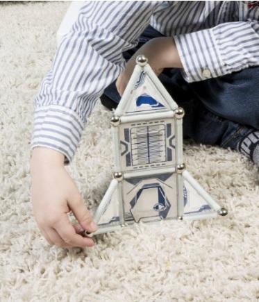 Famoso geomag per bambini tecnologico e unico