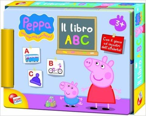 Libro del mondo di peppa pig abc