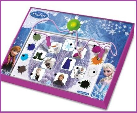 Gioco Clementoni Sapientino Frozen Per Bambine