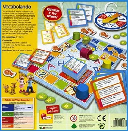 Giochi educativi 6 anni online