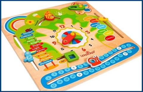 Giochi Educativi Bambini Calendario Didattico