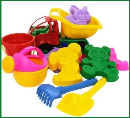 Formine per il set mare per bambini
