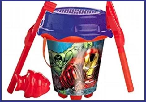 Giochi Mare Avengers Bambini