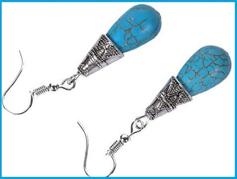Gioielli etnici argento vintage