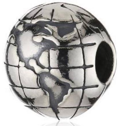 Charm pandora mondo