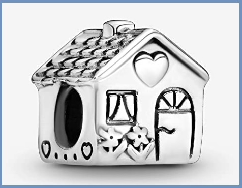 charm pandora nave