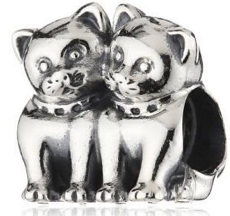 Gattini charms pandora molto belli e unici