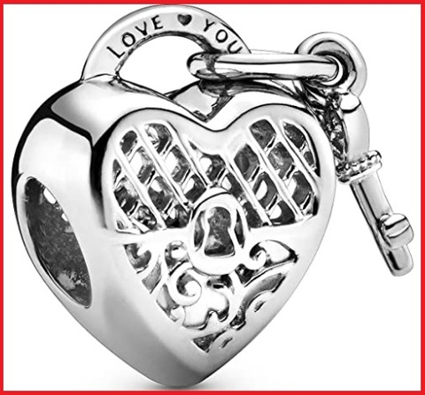 Pandora charms amore lucchetto