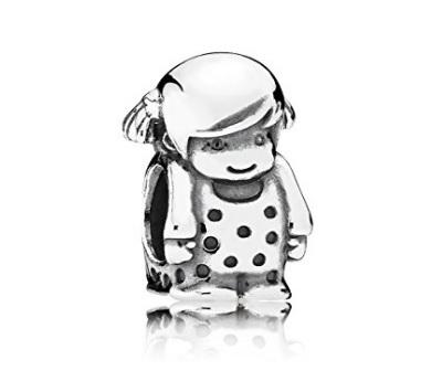 Pandora charms bimba argento 925