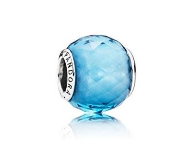 Charms glamour in cristallo pandora