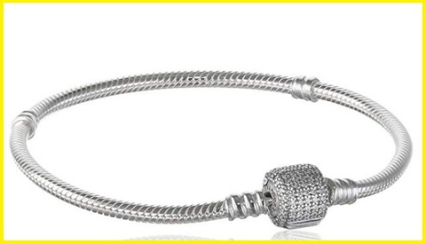 Bracciali pandora donna argento