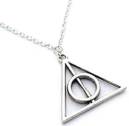 Collana E Ciondolo Per Mano Harry Potter