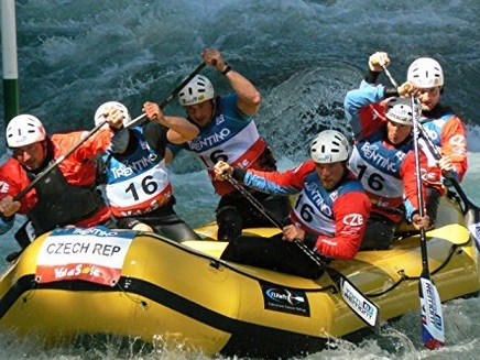 Gommone Per Rafting Outdoor