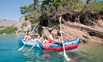 Canoa Plus Gonfiabile Adulti