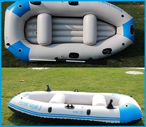 Gommone per rafting pvc