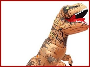 Gonfiabile t rex per adulti