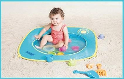 Gonfiabile per la spiaggia piscina