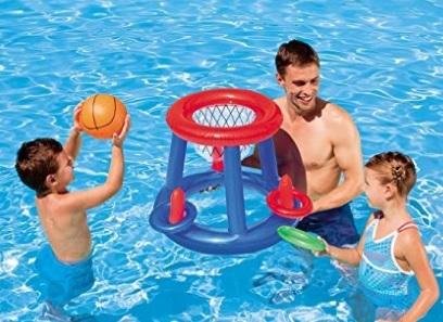 Canestro galleggiante basket per spiaggia
