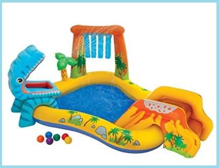 Gonfiabili bambini piscina grande