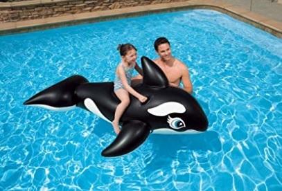 Gonfiabili Orca Animale