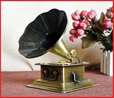 Grammofoni Antichi Vintage
