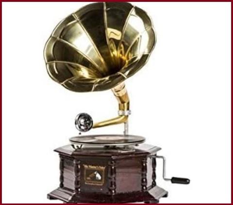 Grammofono Funzionante
