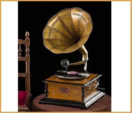 Grammofono Finto