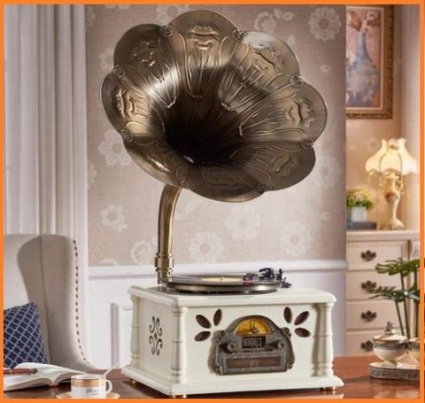 Grammofono Usb Altoparlanti