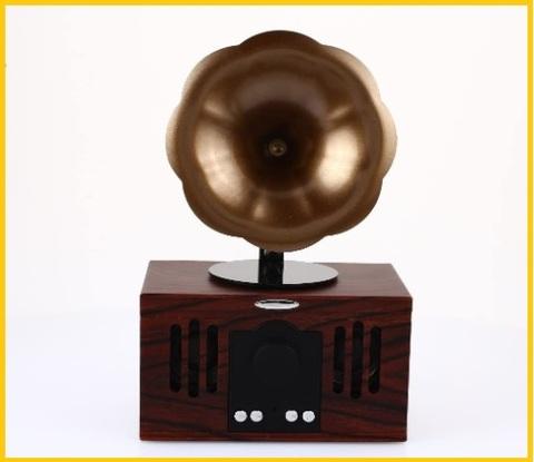 Grammofono Bluetooth Stereo