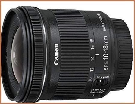 Grandangolo Canon Con Zoom